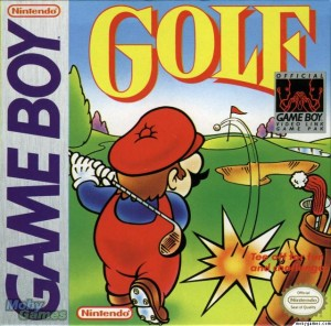 Game Boy Golf