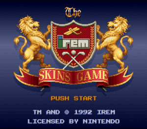 Irem Skins Game 01