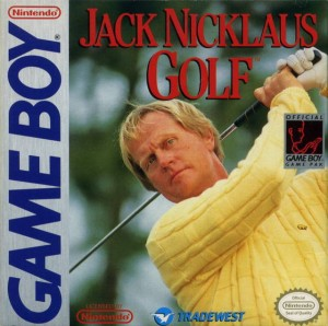 Jack Nicklaus Golf box