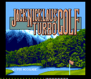 Jack Nicklaus' Turbo Golf 01