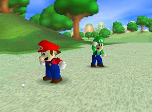 Mario Golf 02