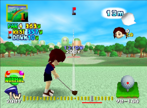 Mario Golf 08