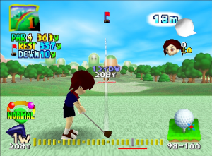Mario Golf 09
