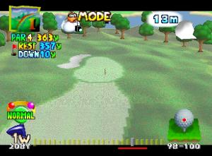 Mario Golf 10