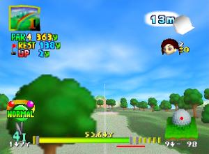 Mario Golf 15