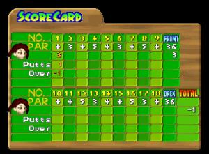 Mario Golf 22