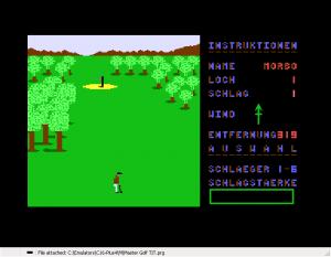 Master Golf TIT 04