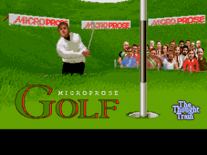 MicroProse Golf 01