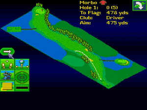 MicroProse Golf 05