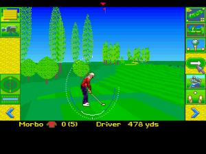 MicroProse Golf 06