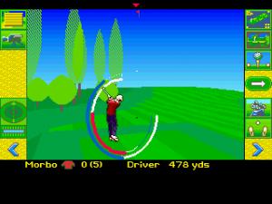 MicroProse Golf 11