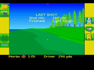 MicroProse Golf 12