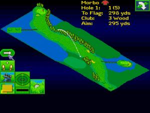 MicroProse Golf 13