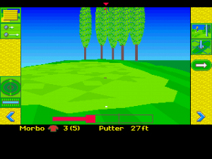 MicroProse Golf 14