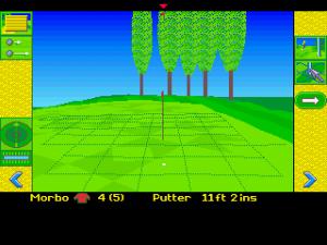 MicroProse Golf 15