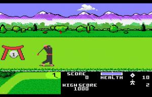 Ninja Golf 03