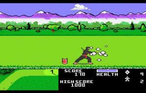 Ninja Golf 04