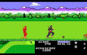 Ninja Golf 05