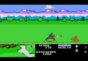 Ninja Golf 06