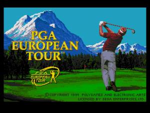 PGA European Tour 01