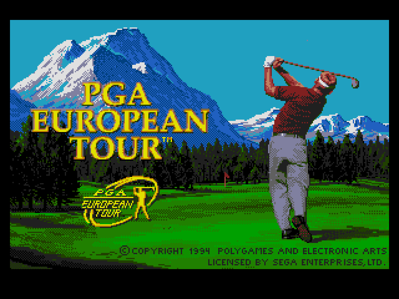 Longest Average Drive On European Tour