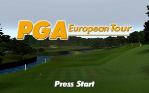 PGA European Tour N64 03