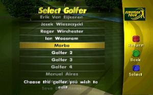 PGA European Tour N64 04