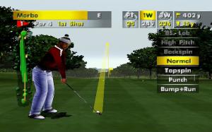 PGA European Tour N64 09