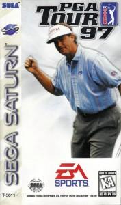 PGA Tour '97 box
