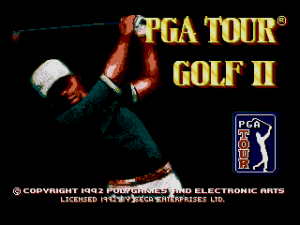 PGA Tour Golf II 01