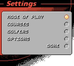 Tiger Woods PGA Tour 2000 03