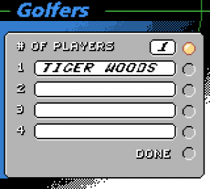Tiger Woods PGA Tour 2000 06