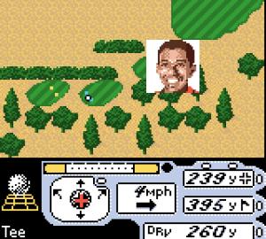Tiger Woods PGA Tour 2000 11