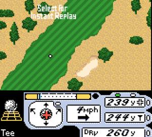 Tiger Woods PGA Tour 2000 23