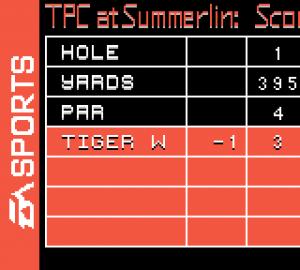 Tiger Woods PGA Tour 2000 27