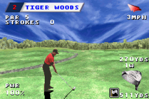 Tiger Woods PGA Tour Golf 05