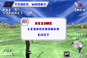 Tiger Woods PGA Tour Golf 06