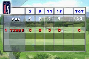 Tiger Woods PGA Tour Golf 07