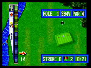 Top Player's Golf 11