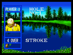 Top Player's Golf 15