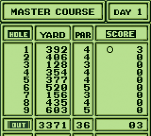 Ultra Golf 10