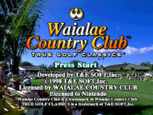 Waialae Country Club 01