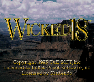 Wicked 18 01