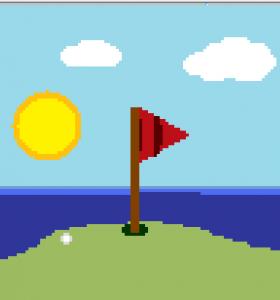 spindash_8-bit-golf-hole