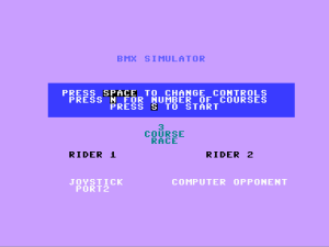 BMX Simulator 03