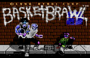 Basketbrawl (MESS)