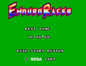 Enduro Racer 01