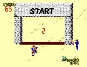 Enduro Racer 09
