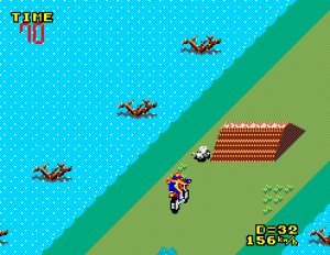 Enduro Racer 22