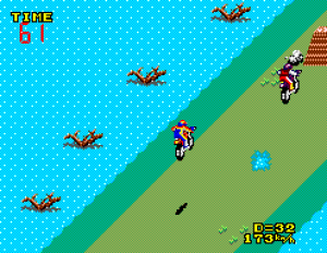 Enduro Racer 23